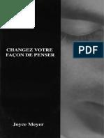 Changez votre facon de penser - Joyce Meyer.pdf