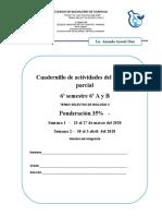 CUADERNILLO DE TRABAJO DE TEMAS SELECTOS DE BIOLOGIA 2 (BLOQUE 2)