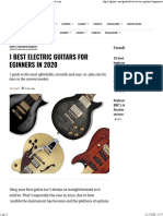 10 best electric guitars for beginners in 2020 - Guitar.com