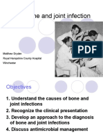Bone and Joint Infection MD2009