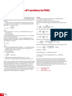 AD 368 - Shear resistance of I-sections in P363