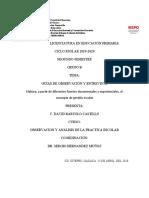 Guias de Obsevacion y Entrevista(gestion)