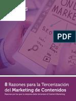 8 Razones para la Tercerización Del Marketing De Contenidos.pdf