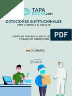 catalogo-tapabocas-institucional-ITEXCOL