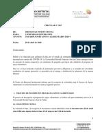 CIRCULAR APOYO ALIMENTARIO 2020-I (1) (1)