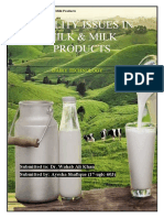 Quality Issues of Milk & Milk Products (17-uglc-603) (2).docx