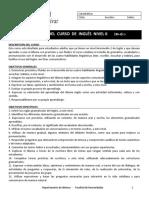 programa inglés curso 6 2a ed