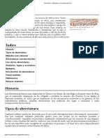 Abreviatura - Wikipedia, la enciclopedia libre