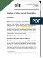 Abramowicz,2018-Sociologia da Infancia