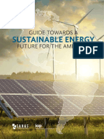 Gómez M M, Espinoza R L and Horn M J 2016 Energy for unserved populations, in Guide towards a sustainable energy future for the Americas IANAS Editor.pdf