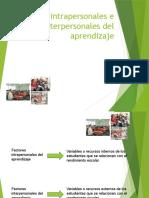 12_Factores intrapersonales interpersonales aprendizaje