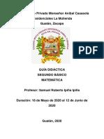 Guía Didáctica Segundo Básico..pdf