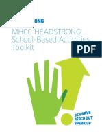 school based activity toolkit