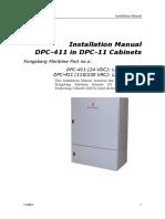 20 DPC-411 Installation Manual