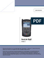 Sunlite GigE2 User Manual