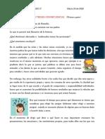 TOMA DE DECISIONES 3° marzo 20