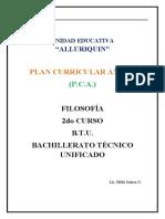Filosofia 1ro-2do PCA