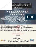 Independencia Tecnologica.