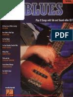 Bass Play-Along Vol. 9 - Blues.pdf
