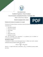 Parâmetros das Antenas
