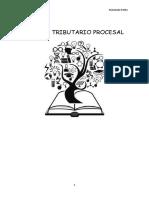 DERECHO TRIBUTARIO PROCESAL completo
