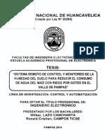 FORMULA DE LA DEMANDA DE AGUA