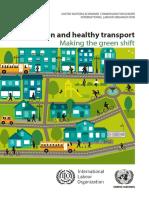 THEPEP - Green jobs in transport