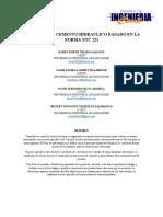 11.2.- Densidad del Cemento Hidráulico 2