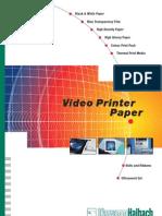 Video Printer En