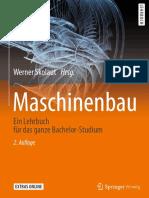 2018 Book Maschinenbau