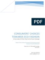 Consumer's choice towards eco fashion.pdf