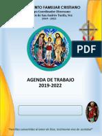 MFC Plan de Trabajo Diocesano 2019 - 2022