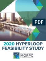 Hyperloop Feasibility Study