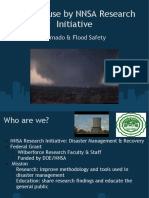 Tornado and Flood Safety