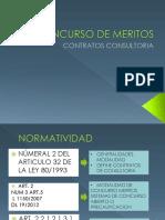 SESION 5 SELECCION ABREVIADA-CONCURSO DE MERITOS