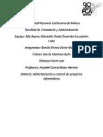 Diferencias Entre PERT y CPM