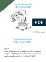 Programmation robot