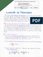 Inv. ecuaciones de movimiento UNIDAD 4