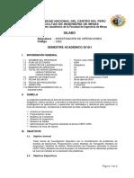 106C Investigación de Operaciones_2018-I