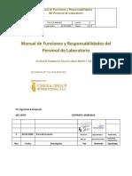 Manual de Funciones Tecnicos