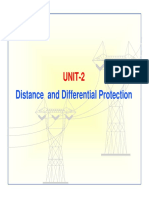 Unit-2-Distance &  Differential Protection