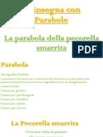 La parabola della pecorella smarrita power 2