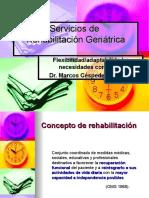 Servicios de Rehabilitación