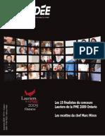 Vox RDÉE no.14 (Automne 2009)