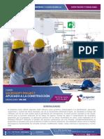 Brochure - Project aplicado la construcción.pdf