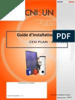 TECNISUN CESI SUN200 Guide d'Installation 181110