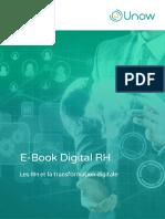 E-book - Digital RH Les RH et la transformation digitale