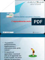 Apprendimento motorio e motivazione_psicopedagogia