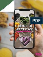 E-Book de Receitas Saudáveis e Deliciosas