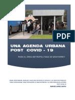 Una agenda urbana post COVID-19 para el Área Metropolitana de Monterrey